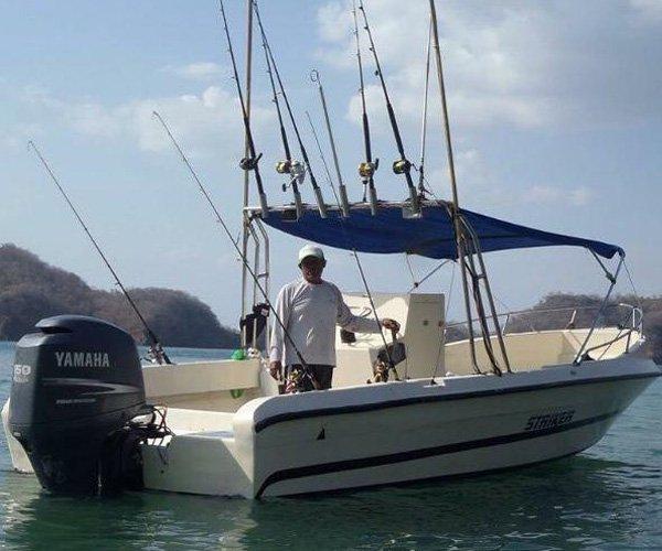 27 Feet Panaga, Hermosa Fishing Charter