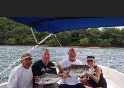 Family Fishing day Trips