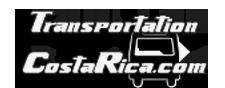 transportation costa rica website