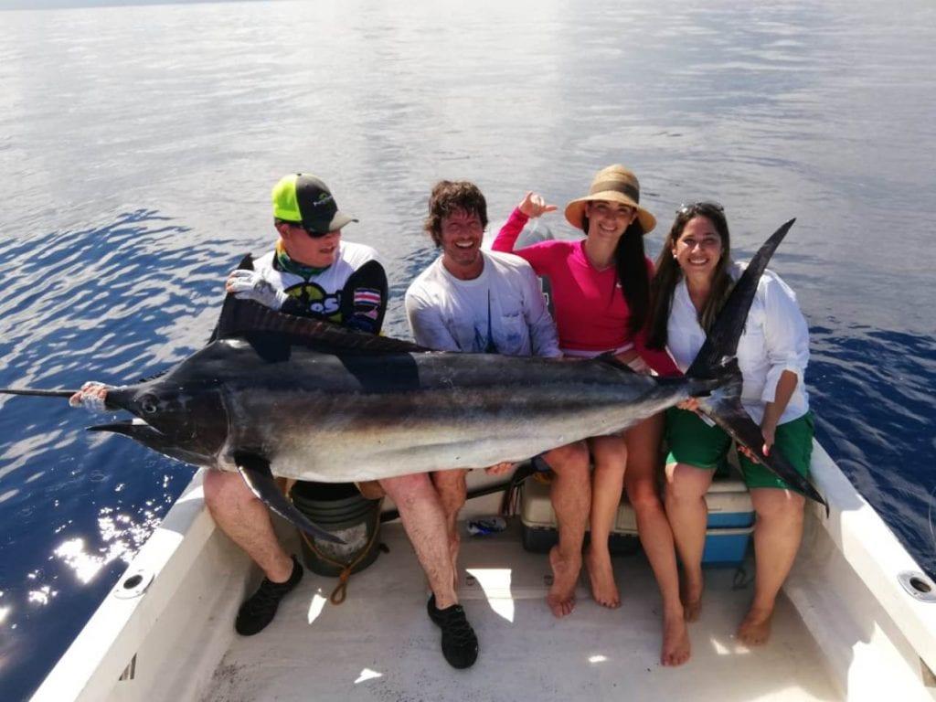 Marlin Fishing in Papagayo