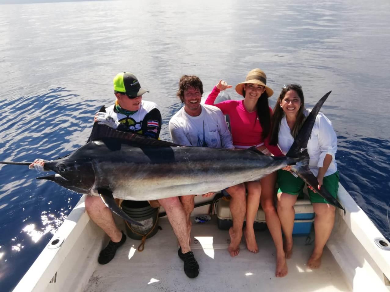 Marlin Fishing in the Papagayo Gulf