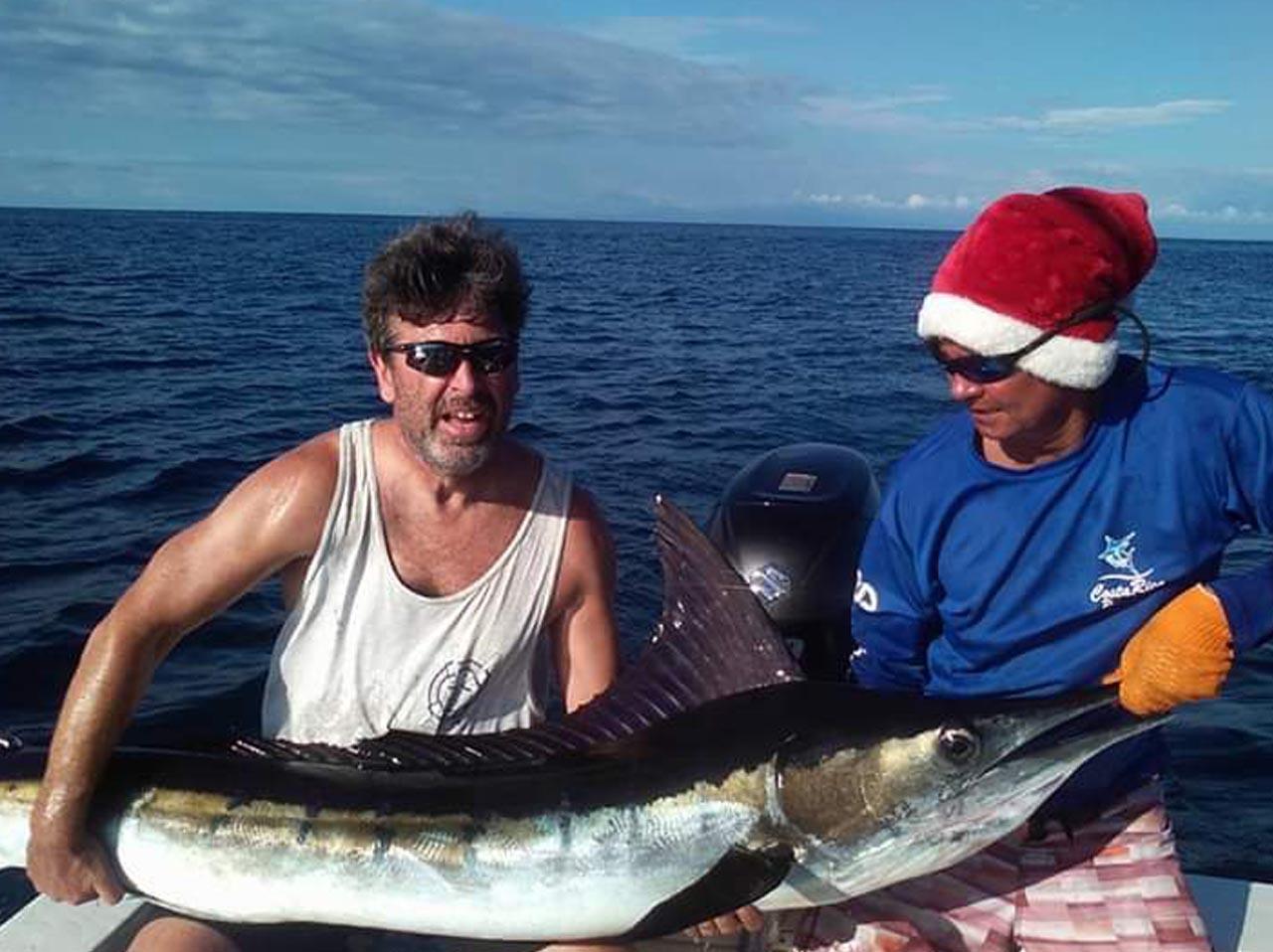 Marlin Fishin in the Gulf of Papagayo