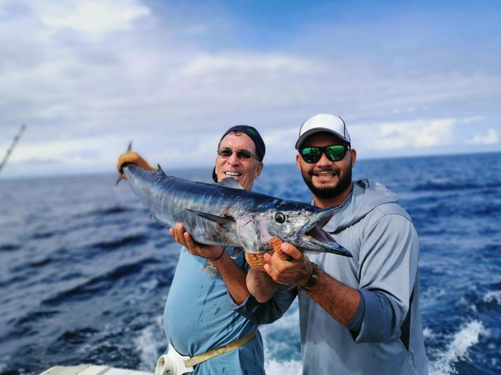Papagayo Gulf Wahoo Fishing