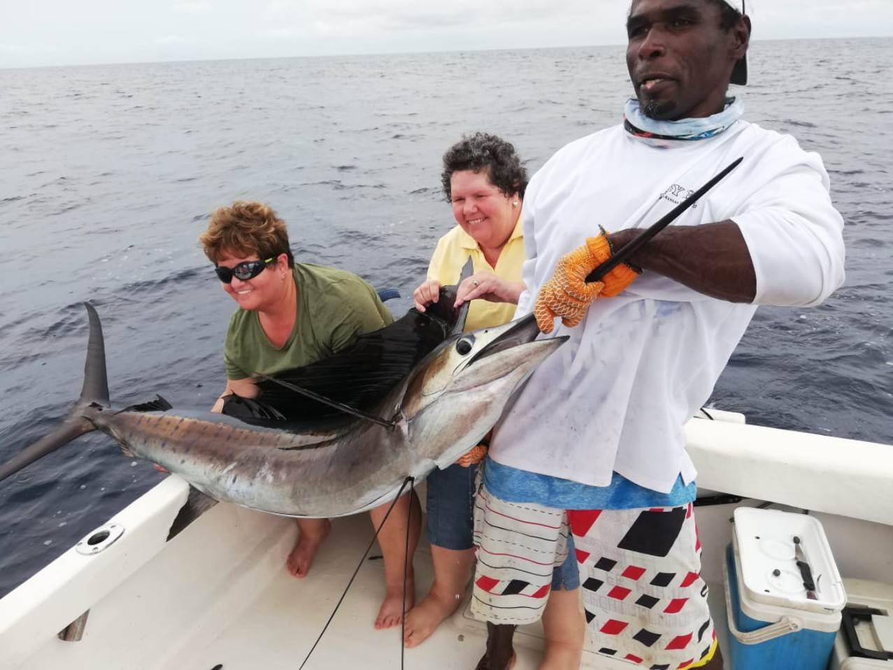 Sail Fishing Papagayo Gulf