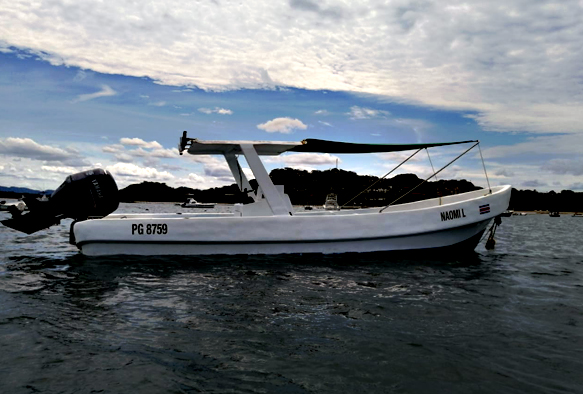28 FT Tamarindo Charter