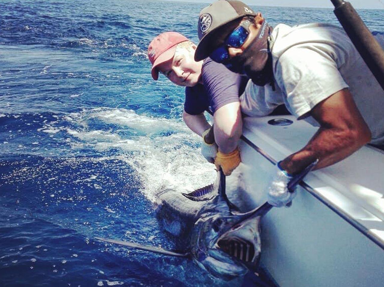 Marlin Fishing Costa Rica Trip
