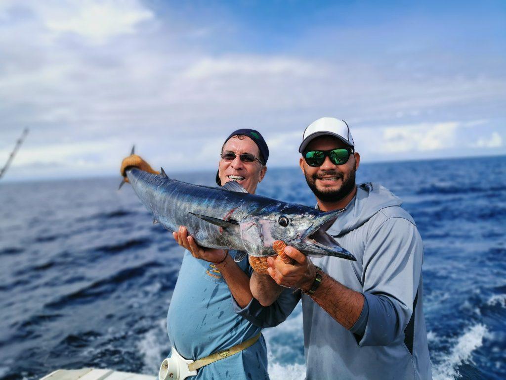 Wahoo: Fishing in Costa Rica